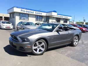 2013 Ford Mustang GT premium Convertible Automatic
