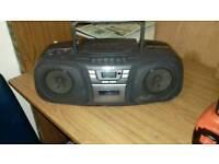 stereo/cassette