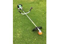 New garden strimmer 49cc engine with brush cutter blade can deliver locally