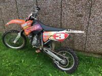 Ktm 85 sx 2007 small wheel. Great bike £1095