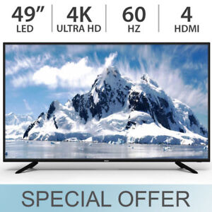 SUMMER SALE ON SAMSUNG RCA 4K SMART LED TV ALL SIZES