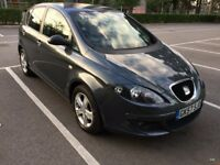 SEAT Altea 1.9 TDI REFERENCE (grey) 2007