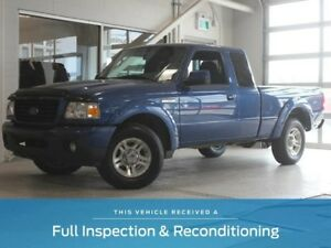 2008 Ford Ranger Sport-Cruise Control-Power Windows/Locks/Mirror