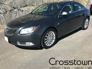 2011 Buick Regal CXL Turbo/ Bluetooth/ Sunroof