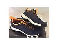 brand new mens adidas kanaia 7 trial running shoes size 12