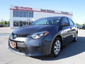 2016 Toyota Corolla LE NO ACCIDENTS CLEAN CAR PROOF
