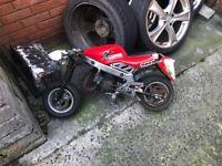 Mini Moto for swap