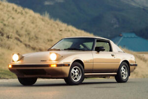 FULLY RESTORED 1983 Mazda RX-7 GS Coupe (2 door)