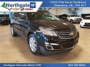 2013 Chevrolet Traverse LT, 8 Passenger, AWD, Bluetooth, USB