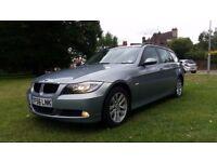 **LONG MOT** 2006 BMW 320D SE TOURING 5 DOOR ESTATE **GOOD HISTORY+RECENT SERVICE+AMAZING DRIVE**
