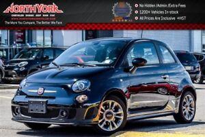 2016 Fiat 500 Turbo Manual|HTD Frnt Seats|Sat Radio|Bluetooth|17