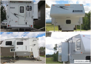 2008 LANCE 992 TRUCK CAMPER - EXCELLENT CONDITION
