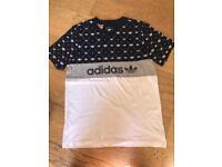 Adidas tshirt age 13-14 years