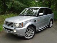 2007 Land Rover Range Rover Sport 2.7TD V6 auto HSE..FULL S/HISTORY..STUNNING !!