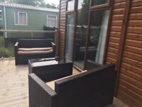 Cambrian Plantation 40x20, brand new, decking included, high standard, in the peacful Lake District