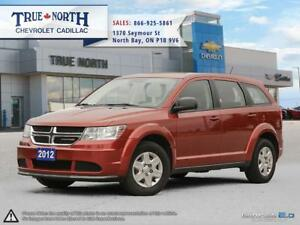 2012 Dodge Journey SE Plus FWD - USB PORT