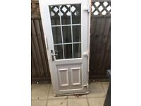 Double glazed Georgian door