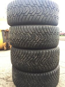 265/50R19 Nokian Hiver 800$