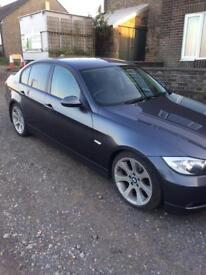 BMW 320d 55 plate. Graphite Grey