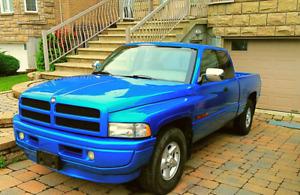 Dodge ram magnum truc camion