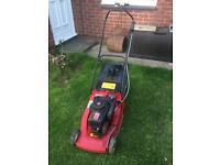 Mountfield empress Petrol lawnmower