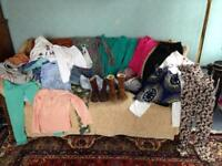 Girls Bundle ages 9-12 Designer makes inc. Mini Boden, Next, M&S, UGG and GAP great for Car Boot
