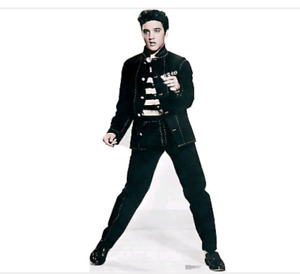 Elvis Life Size Standup