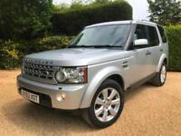 2013 LAND ROVER DISCOVERY 4 HSE 3.0 SDV6 !!!! FULL LAND ROVER HISTORY !!!!!