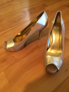 Nine West stiletto pumps - only used once! Excellent condition