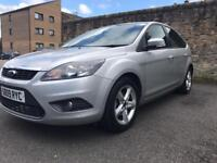 Ford Focus 1.6 Zetec- Mot July 2018