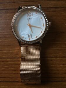 Gold Guess Watch - best offer takes it!!