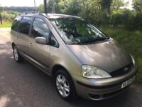 Ford Galaxy LONG MOT + FULL SERVICE HISTORY