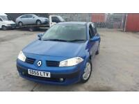 Renault megane oasis DCI FULL SERVICE HISTORY 12 MONTH MOT *£30 year road tax*