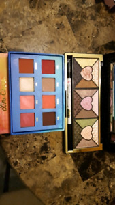High end makeup too faced lime crime