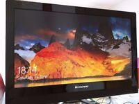 Lenovo C40 All-in-One + Accessories & Dell Speakers