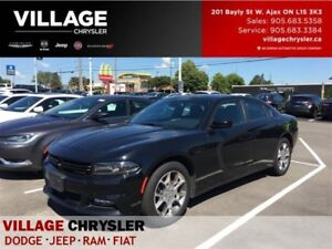 2016 Dodge Charger SXT|AWD|NAV|SUNROOF|REMOTE