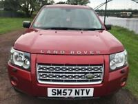 2007 57 LAND ROVER FREELANDER 2.2 TD4 HSE 5D AUTO 159 BHP DIESEL