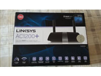 Linksys EA6350 AC1200 Dual Band Wireless Cable Router