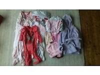 Girls sleepwear 6-24 months
