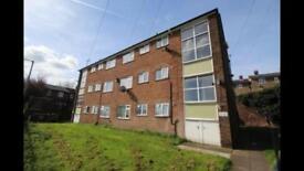 DEWSBURY - 2 double bedrooms, second floor flat
