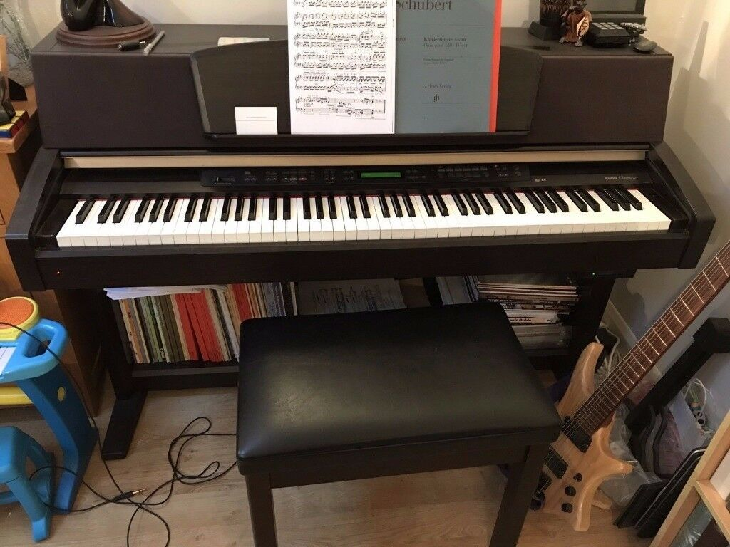 Yamaha clavinova clp 970 digital piano in excellent for Used yamaha clavinova cvp for sale