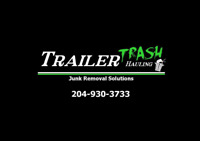 Clutter & Junk removal service, dump runs, garbage hauling