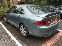 Honda Accord 2.2 Diesel Good Engine, Reliable and Excellent Drive for its age