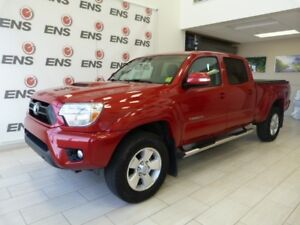 TOYOTA CERTIFIED 2014 TACOMA TRD DOUBLECAB