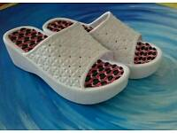 NEW WOMEN SHOES FOR SWIMMING POOL/BEACH, different colours and sizes