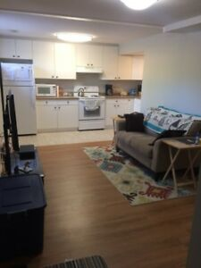 2 Bedroom 1 Bathroom Basement Suite Single Occupancy Only