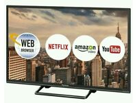 "Panasonic 32"" LED smart wifi tv built USB MEDIA PLAYER HD FREEVIEW full hd 1080p"