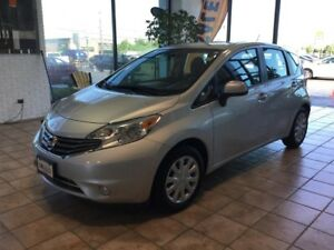 2014 Nissan Versa Note 1.6 SV BLUETOOTH! MANUAL! SATELLITE RA...