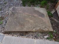 Large Flagstone - FREE to a good home