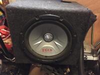 """Sub speaker 12"""""""